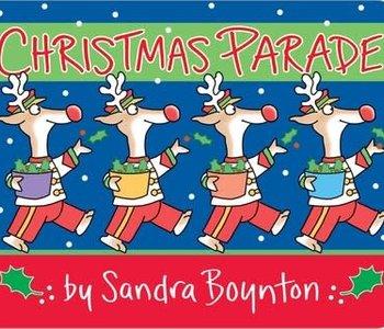 Christmas Parade by Sandra Boynton