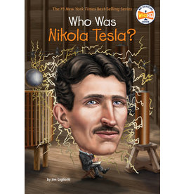 Who Was? Series Who Was Nikola Tesla?