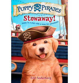 Penguin Random House Puppy Pirates #1: Stowaway!