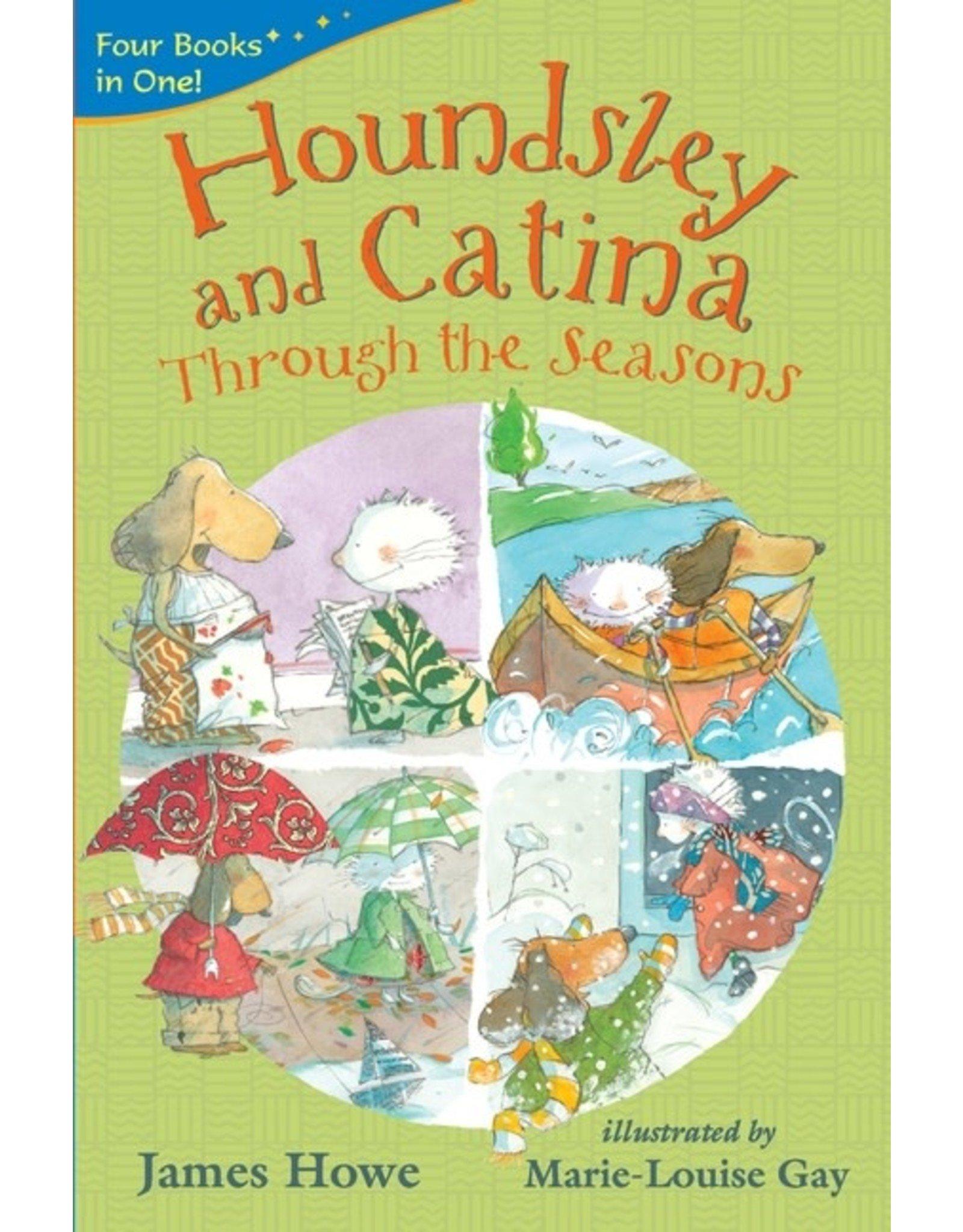 Candlewick Houndsley & Catina Through the Seasons