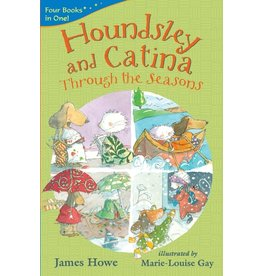 Candlewick Houndsley & Catina Through the Seasons