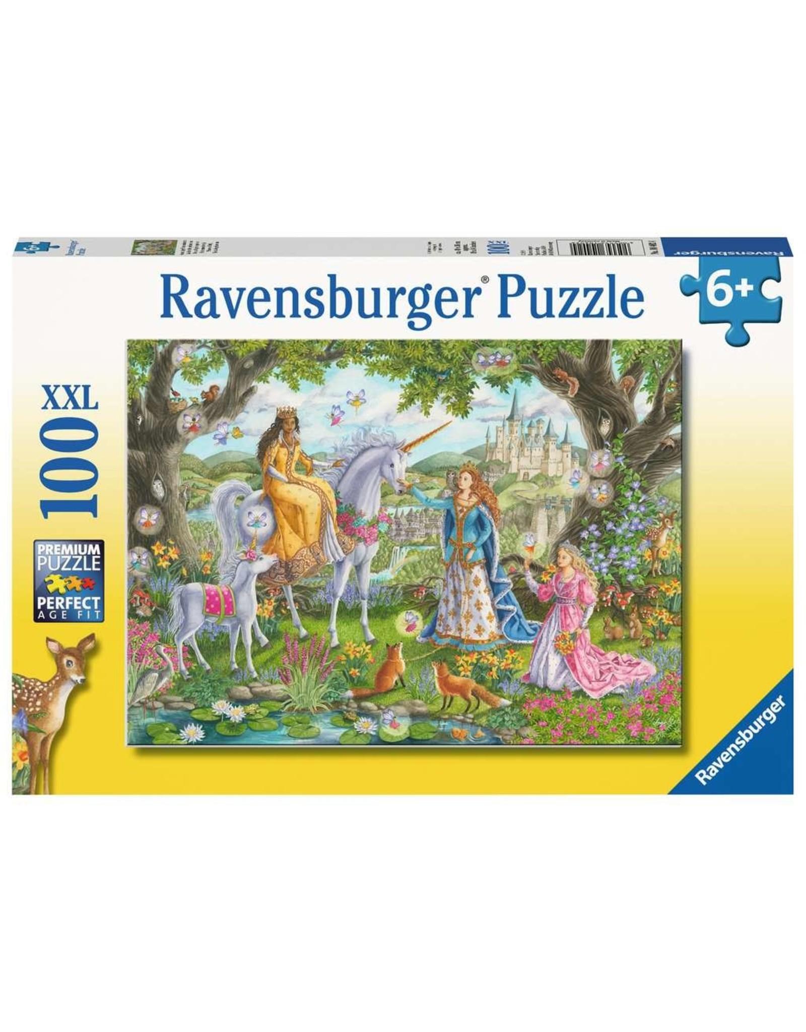 Ravensburger Princess Party 100pc Puzzle