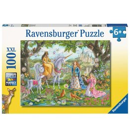 Ravensburger Princess Party 100pc Puzzle