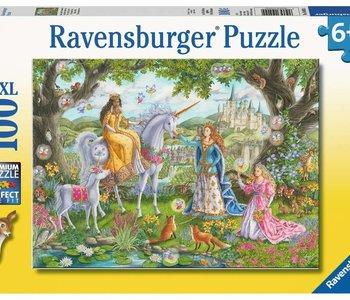Princess Party 100pc Puzzle