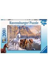 Ravensburger Winter Horses 200pc Puzzle