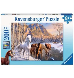 Ravensburger Winter Horses 200pc Puzzle