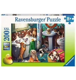 Ravensburger Tub Time 200pc Puzzle