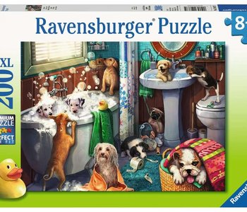 Tub Time 200pc Puzzle