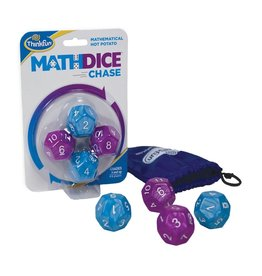 Think Fun Math Dice Chase Game