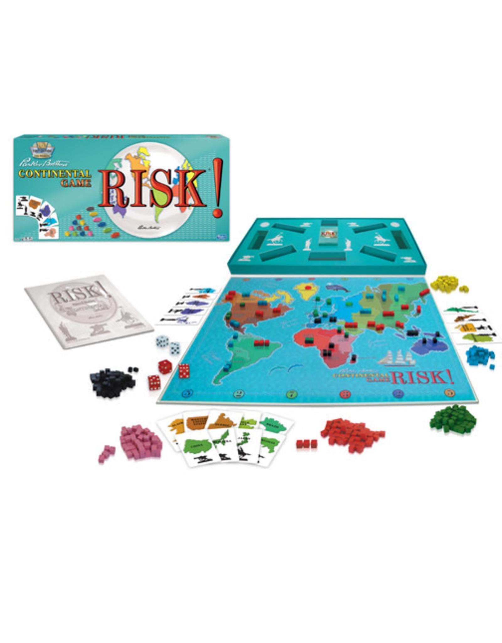Risk 1959 Board Game