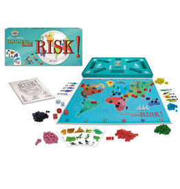 Risk 1959 Board Game