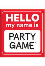 Gamewright Hello My Name Is PARTY GAME
