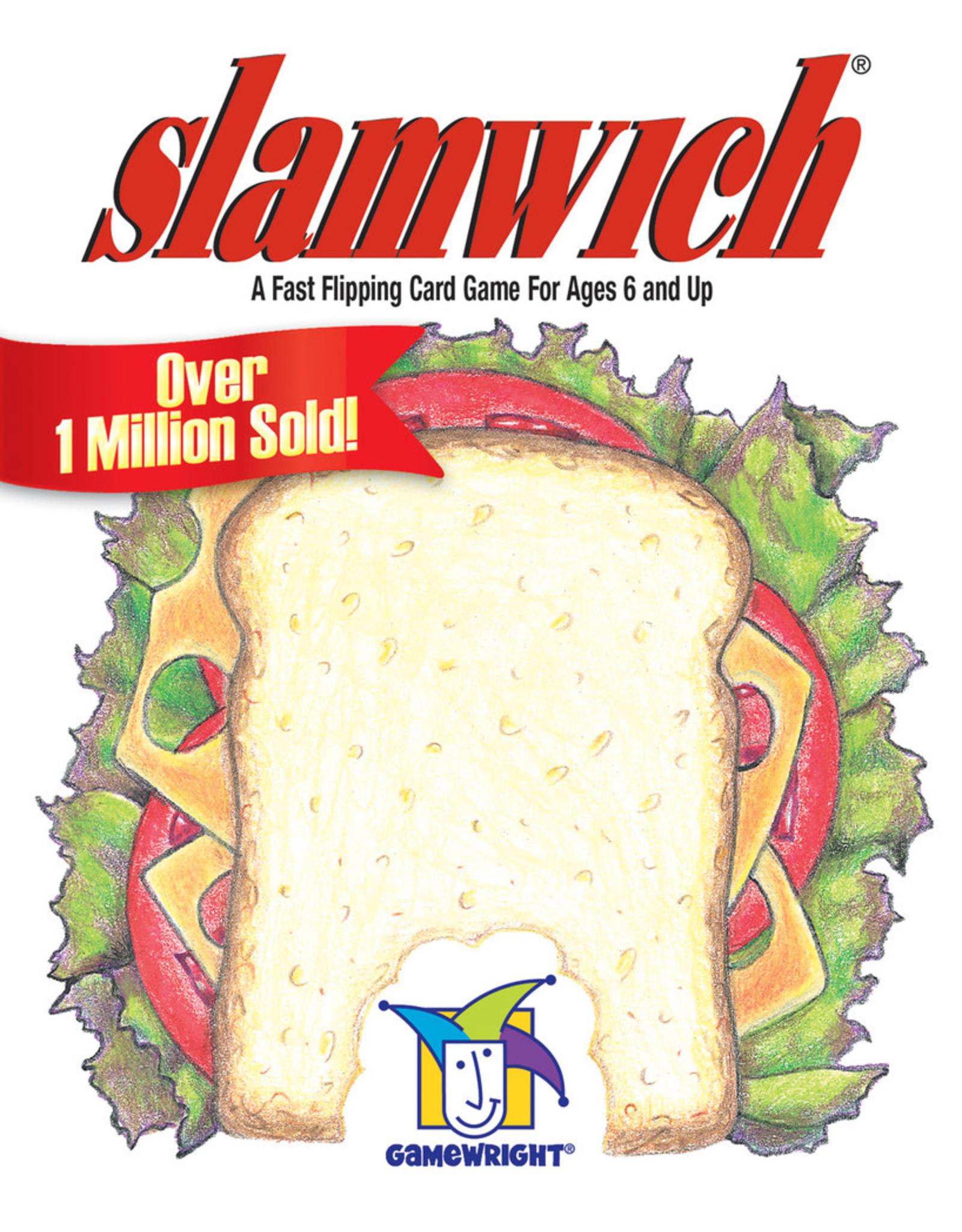 Gamewright Slamwich Card Game