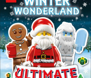 LEGO Winter Wonderland Ultimate Sticker Book