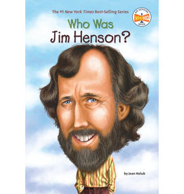 Who Was? Series Who Was Jim Henson?