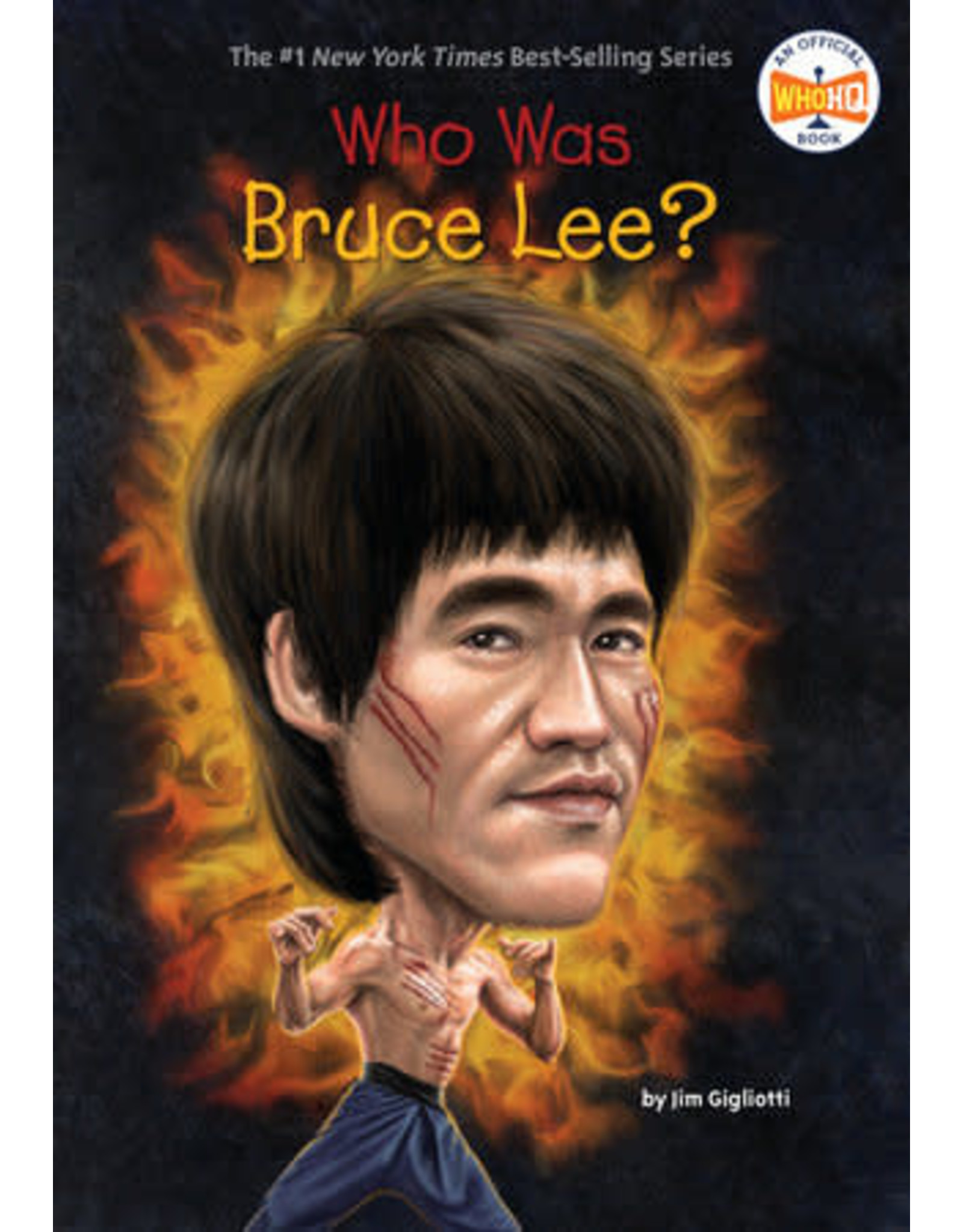 Who Was? Series Who Was Bruce Lee?