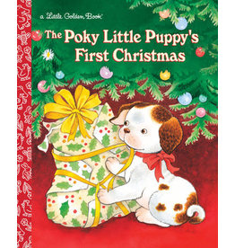 Golden The Poky Little Puppy's First Christmas