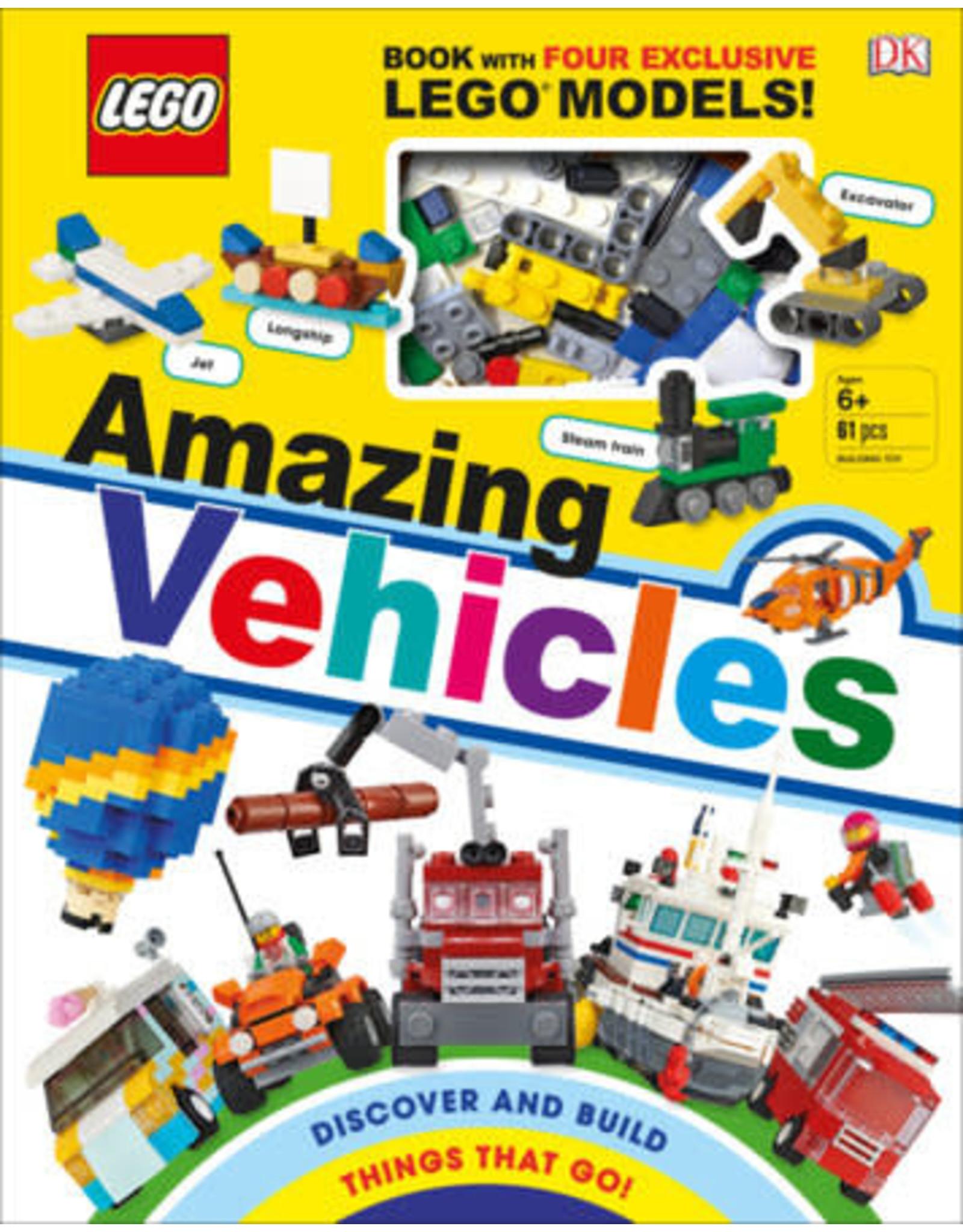 DK LEGO Amazing Vehicles