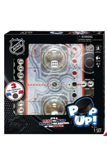 NHL Dice Pop Up Game