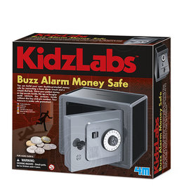 4M Spy Science - Super Protective Money Bank