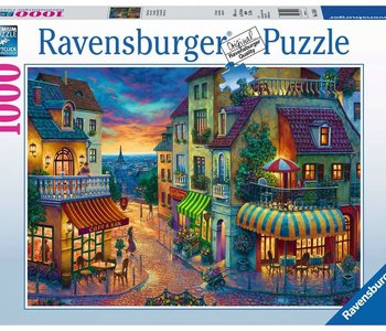 An Evening in Paris 1000pc Puzzle