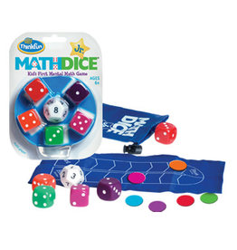 Think Fun Math Dice Jr. Game