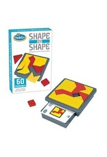 Think Fun Shape by Shape Pattern Game