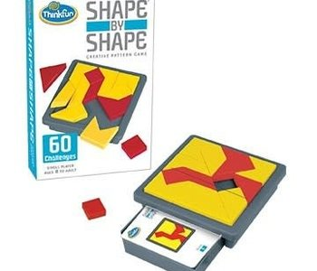 Shape by Shape Pattern Game