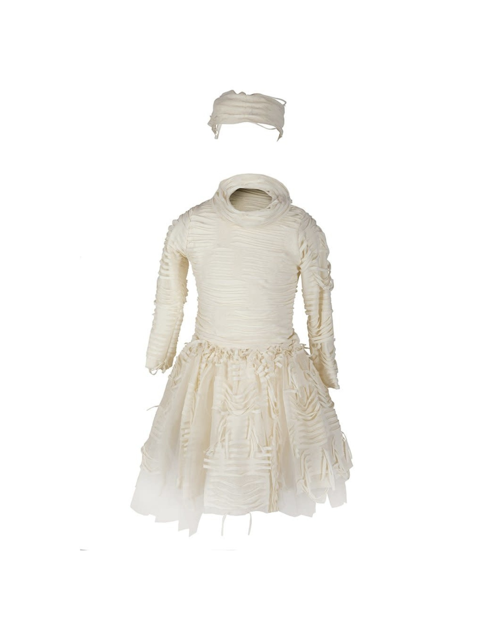 Great Pretenders Mummy Costume w skirt ages 5-6