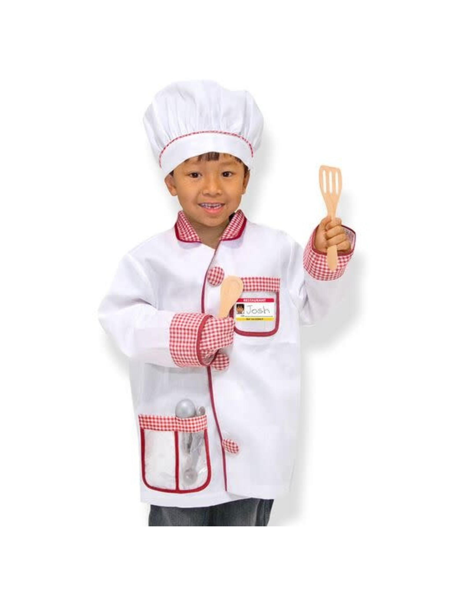 Melissa & Doug Chef Costume
