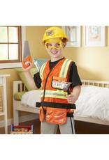 Melissa & Doug Construction Worker Costume