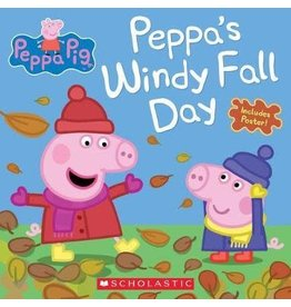 Scholastic Peppa's Windy Fall Day