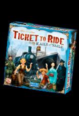 Days of Wonder Ticket to Ride Rails & Sails