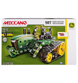 Meccano MECCANO John Deere Tractor 9RT