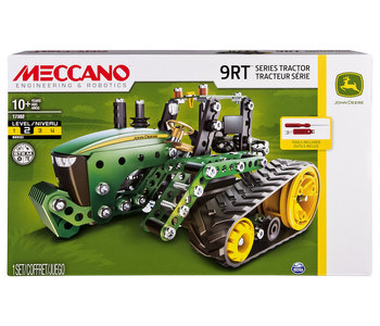 MECCANO John Deere Tractor 9RT