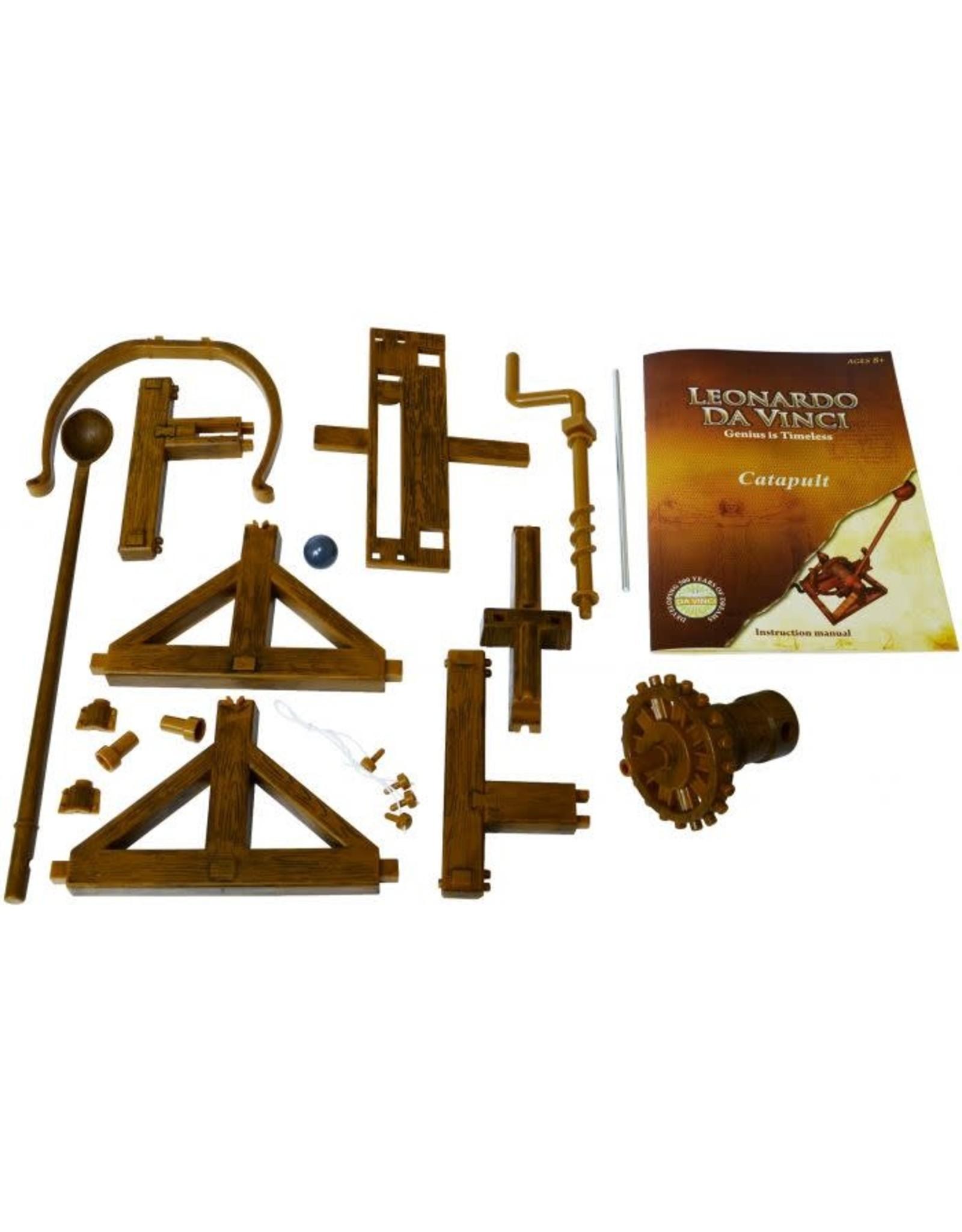 Leonardo Da Vinci Kits Catapult