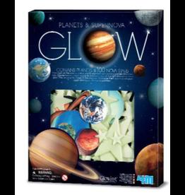 4M Glow Planets & Supernova 100pc Set