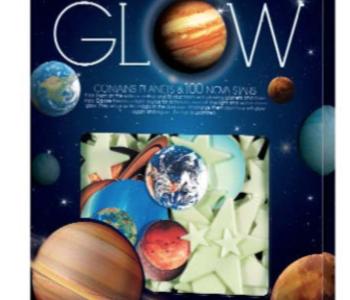 Glow Planets & Supernova 100pc Set