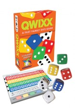 Gamewright Qwixx Dice Game
