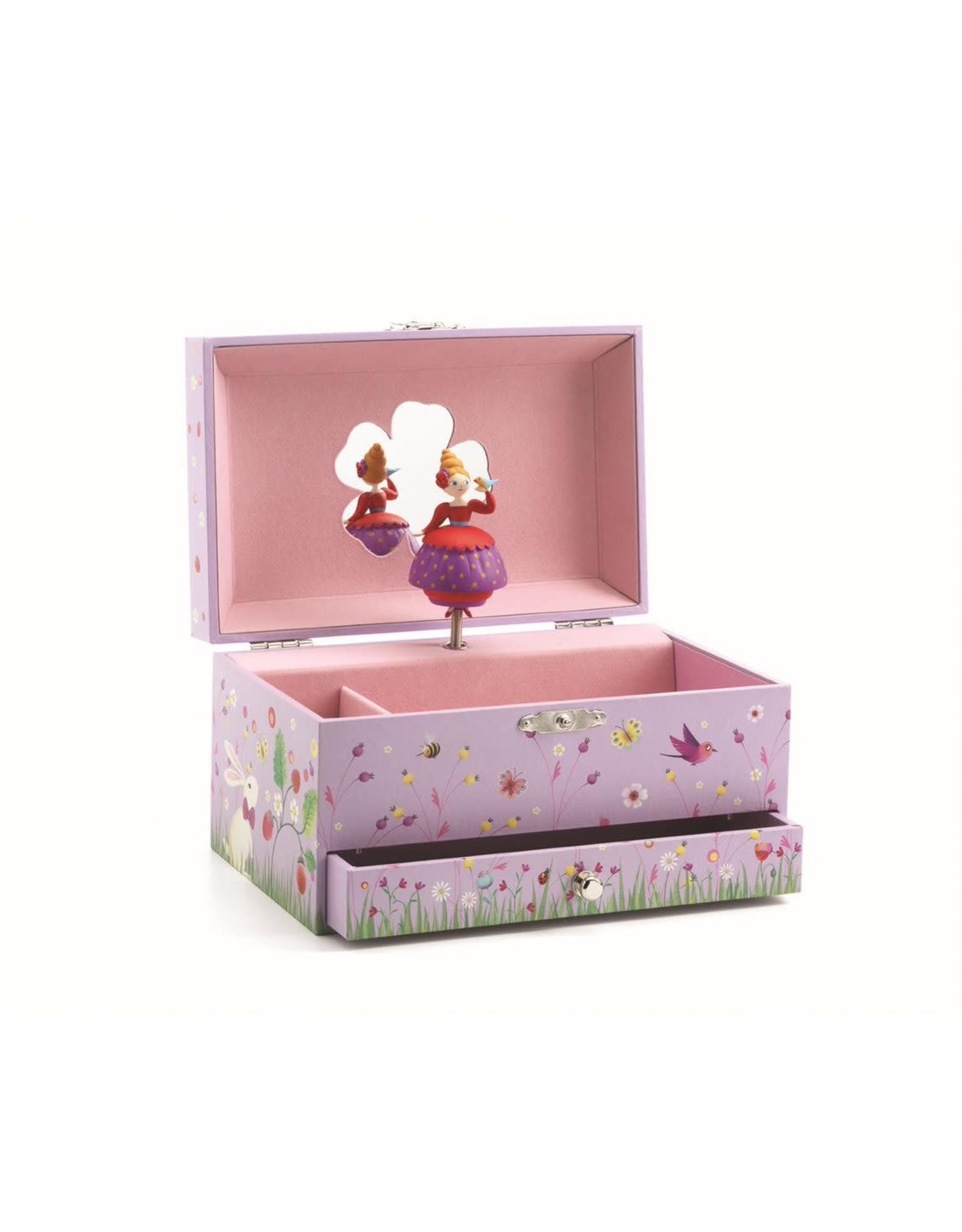 Djeco Princess Melody Music Box