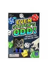 Even Steven's Odd! Dice Game