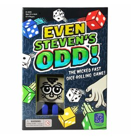 Even Steven's Odd! Dice Game