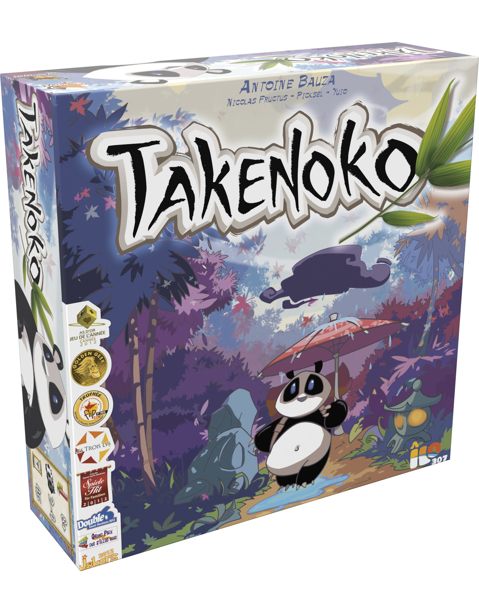 Matagot Takenoko Game