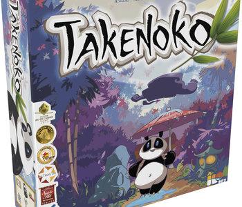 Takenoko Game