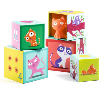 Catibloc Stacking Toy