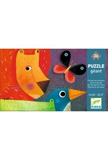 Djeco Animal Parade Giant Puzzle 36 pc