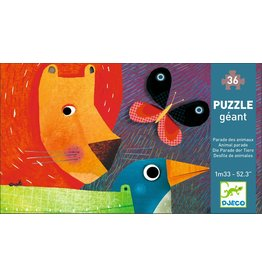 Djeco Animal Parade Giant Puzzle 36 pc