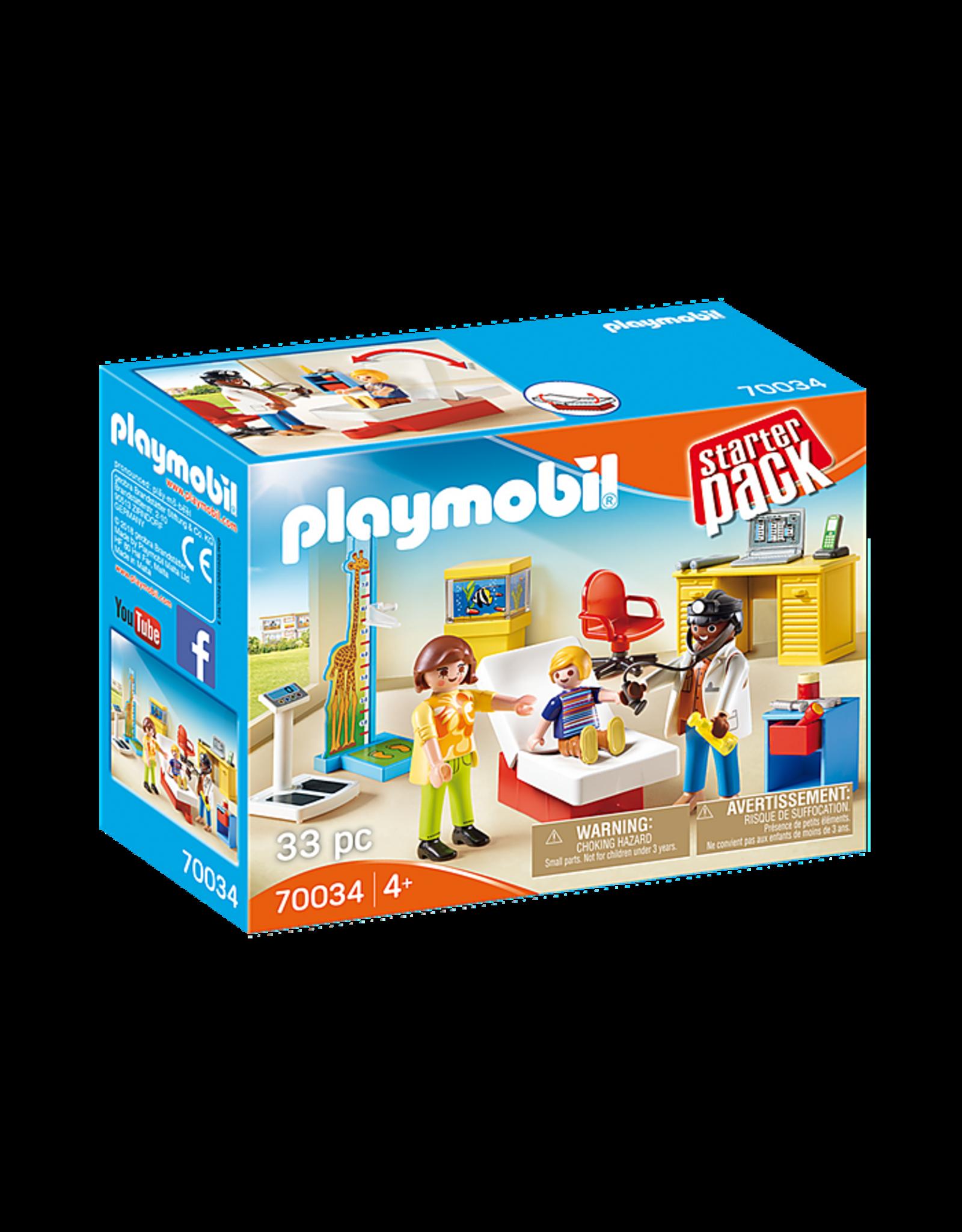 Playmobil Pediatrician's Office