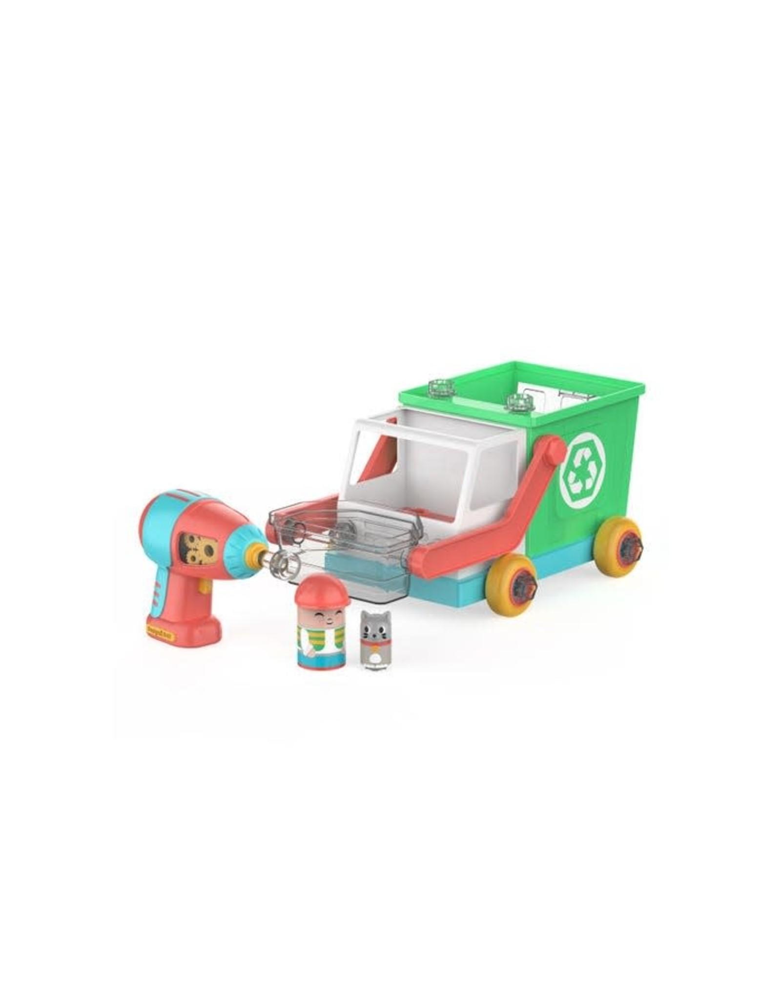 Design & Drill Bolt Buddies Pick-It-Up-Truck