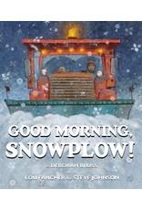 Scholastic Good Morning, Snowplow!
